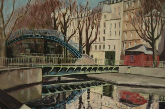 Canal Saint Martin (Paris)