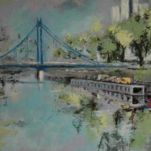 Bord de Seine à Boulogne Billancourt