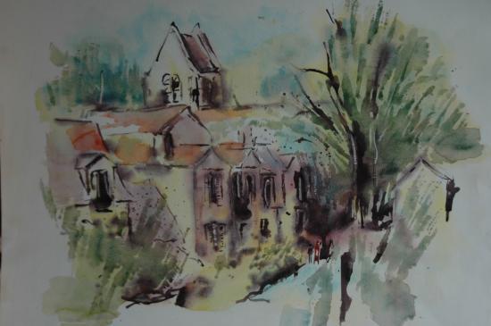 Chalo Saint Mars (Essonne)