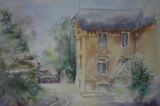 Manoir de Linas (Essnne)