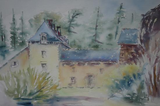 Manoir de Bretagne