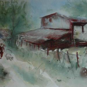 La ferme en Sarthe
