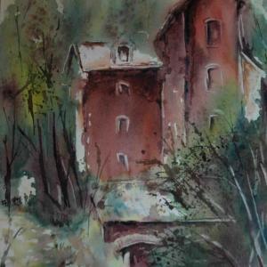 Le moulin en essonnes