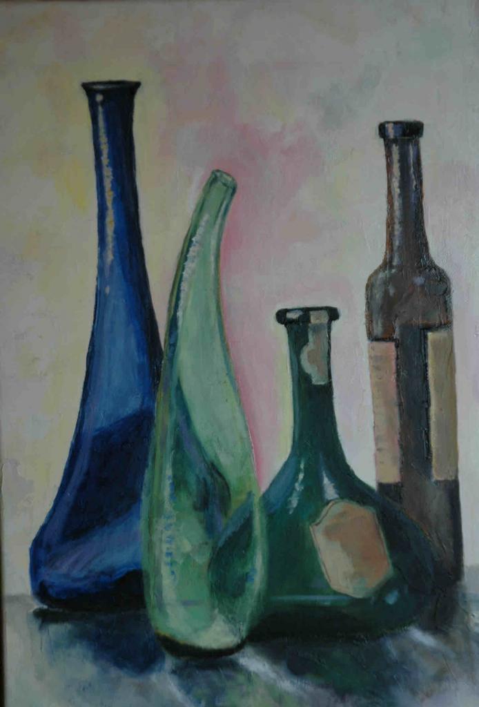 Les bouteilles